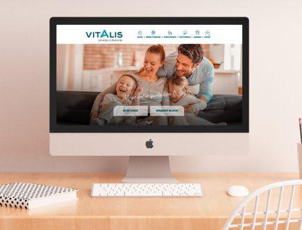 Vitalis site internet