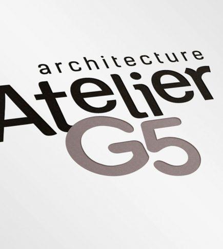 Atelier G5 - Logo