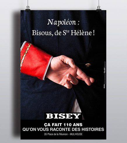 Librairie Bisey - Affiche