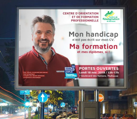 CRM - campagne mockup