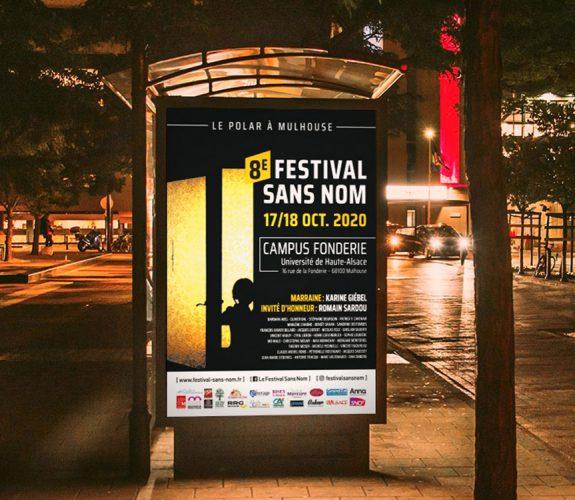 Festival Sans Nom - Affiche 2020