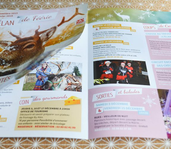 Hautes-Vosges - Brochure