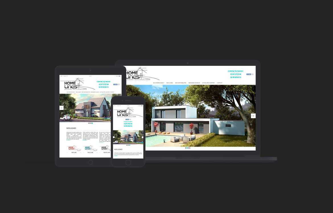 Homelines - Site
