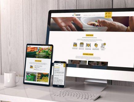 La Manne - Site internet