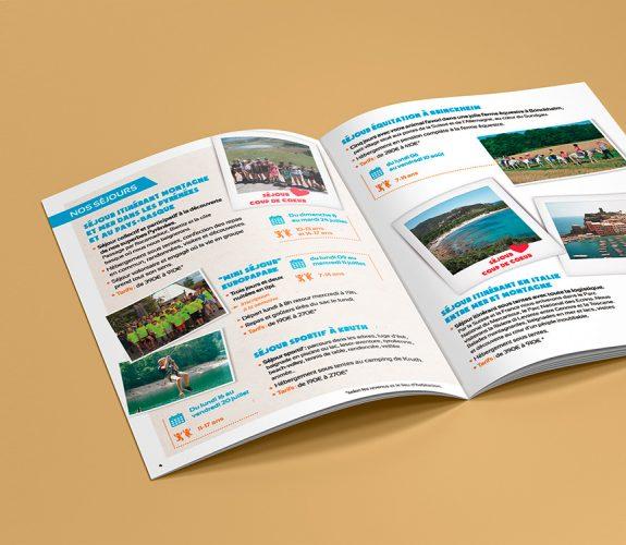 Les Copains d'Abord - Brochure 2