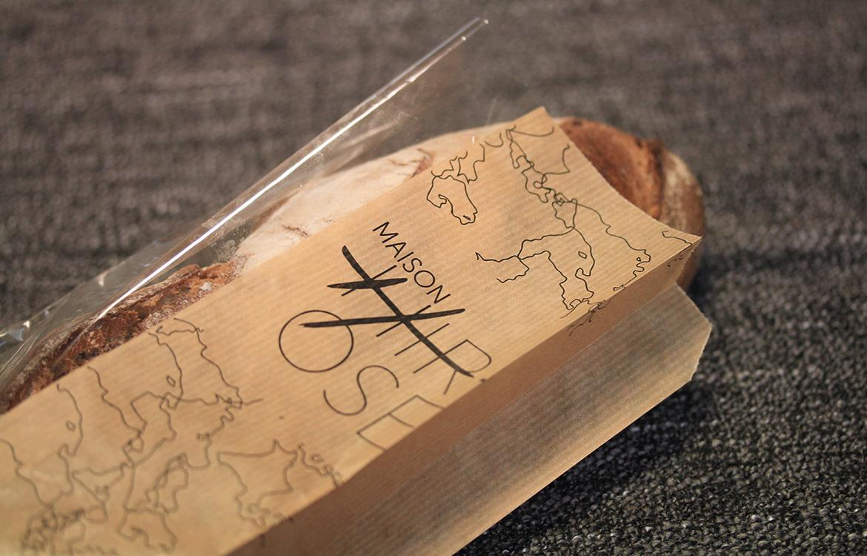 Maison Hirose - Pochette pain