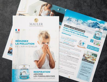 Mauler - Brochure