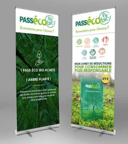 PassEcoBio - Roll-up