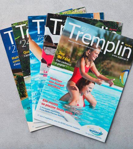 Waterair - Magazine