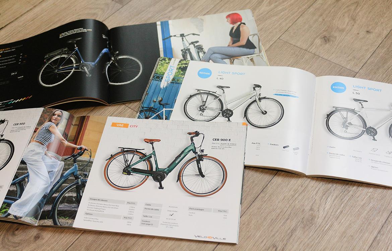 Vélo de ville - Catalogue 2017 2018 2020