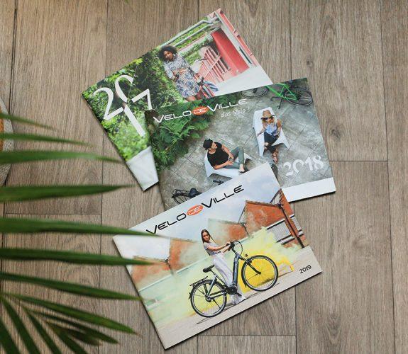 Vélo de ville - Catalogue