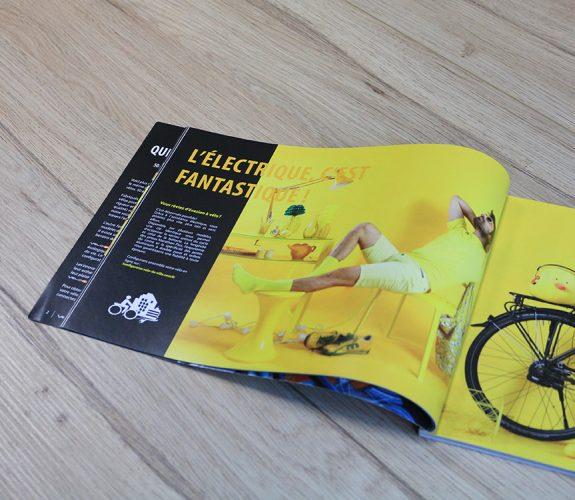 Vélo de ville - Catalogue 2016 Interieur