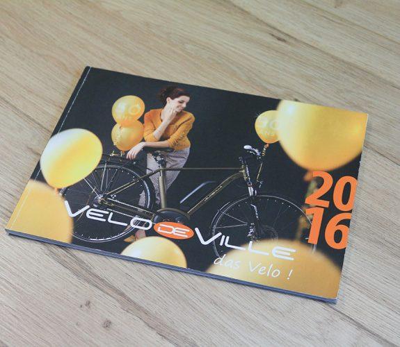 Vélo de ville - Catalogue 2016