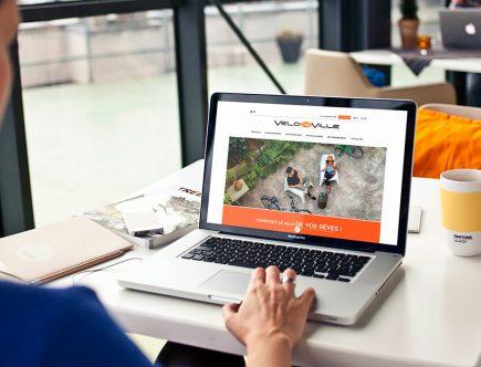 Vélo de Ville - Site internet