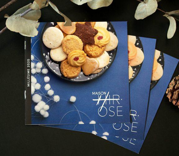 Maison Hirose brochure noel 2020