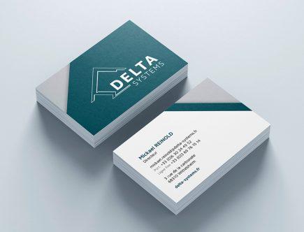 Delta Systems - Carte de visite