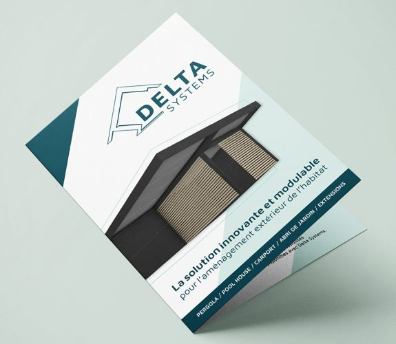 Delta Systems - dépliant