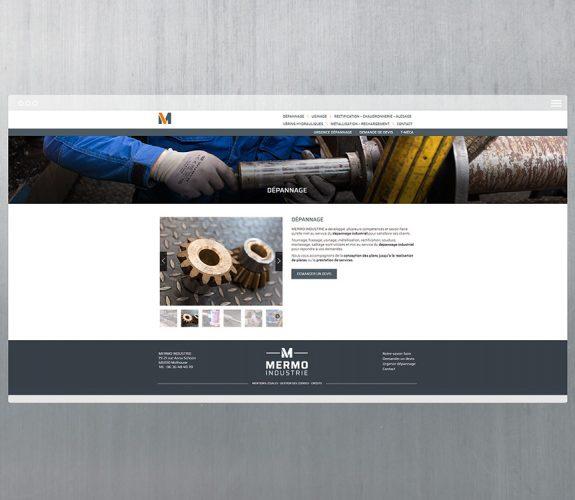 MERMO INDUSTRIE site 3